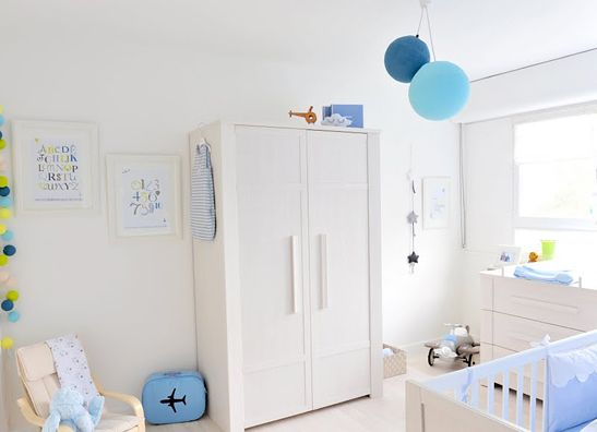 89 best chambre bleue images on pinterest for Chambre garcon bleue