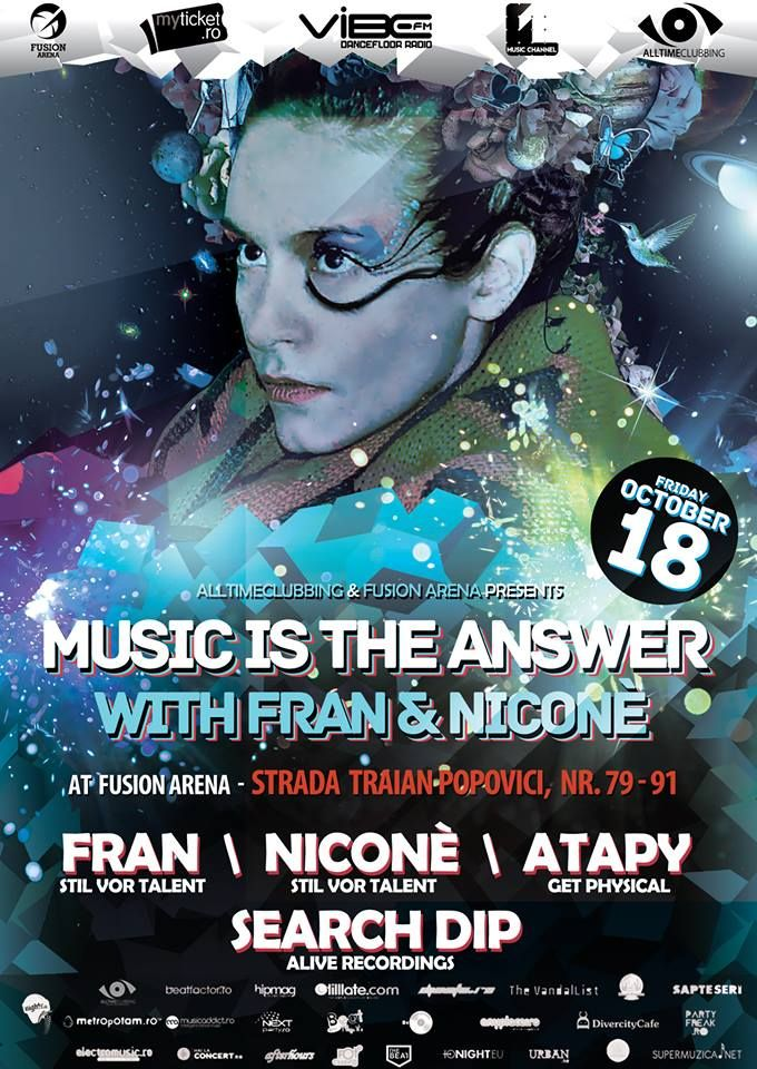 Music is the Answer - Fran Koletzki , Nicone - Stil Vor Talent.