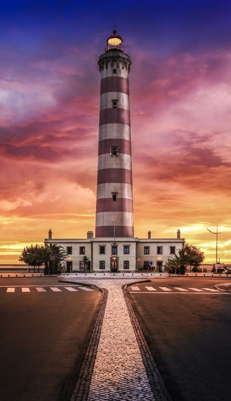Lighthouse of Aveiro, Portugal