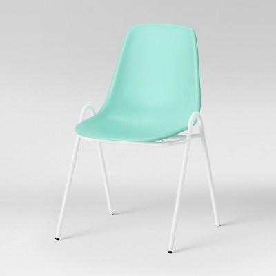 Peary Molded Kids Desk Chair Mint (Green) - Pillowfort