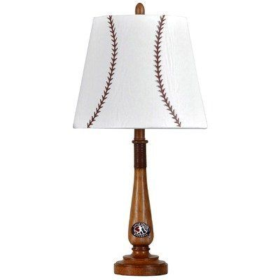 Baseball Table Lamp by Style Craft, http://www.amazon.com/dp/B009QEYRQO/ref=cm_sw_r_pi_dp_CQJxrb081AY8J