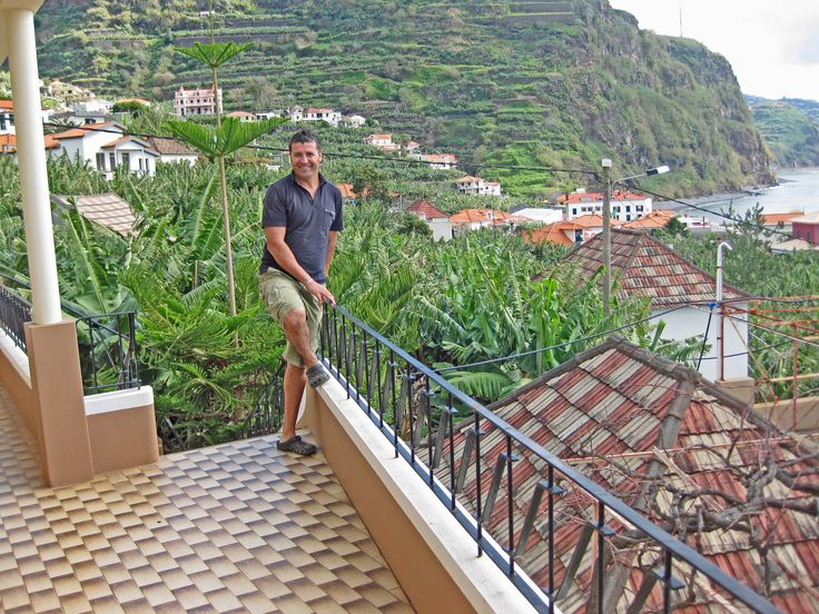 Breath-taking views from this oceanside villa in Ponta do Sol. Madeira, Portugal homes for sale.