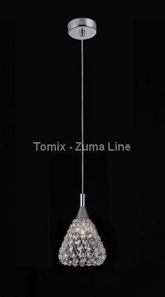 Lampa wisząca IRIS 1 (P0349-01A) Zuma Line