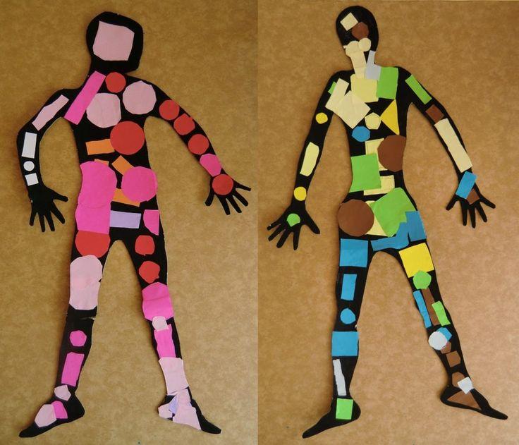 AŤ SI HOLKA NEBO KLUK, UDĚLÁME SPOLU KRUH - rozvíjení spolupráce a kreativity při práci s papírem (práce s papírem)