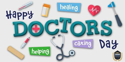 Happy Doctors Day !