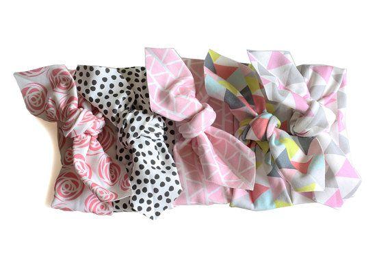 Any 5 Topknots  Baby Headbands  Baby Topknots  by oubaaustralia