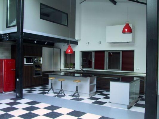 fenetre dans cloison interieure maison design. Black Bedroom Furniture Sets. Home Design Ideas