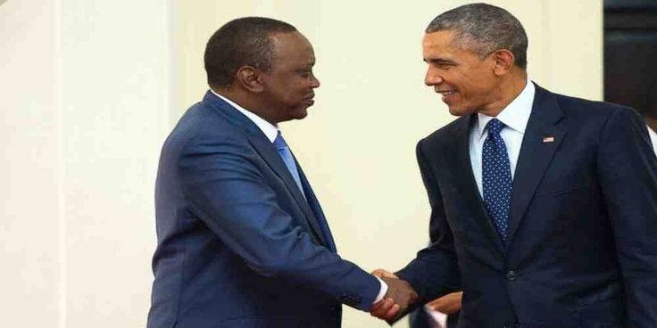 """Top News: """"KENYA POLITICS: Barack Obama in Kenya, Calls for Calm"""" - https://i1.wp.com/politicoscope.com/wp-content/uploads/2017/08/Barack-Obama-Uhuru-Kenyatta-KENYA-AND-USA-POLITICS-HEADLINE.jpg?fit=1000%2C500 - Former US President Barack Obama said: """"In Kenya's election we have already seen too much incitement and appeals based on fear from all sides. But I also know that the Kenyan people as a whole will be the losers if there is a descent into violence. You can make cl"""