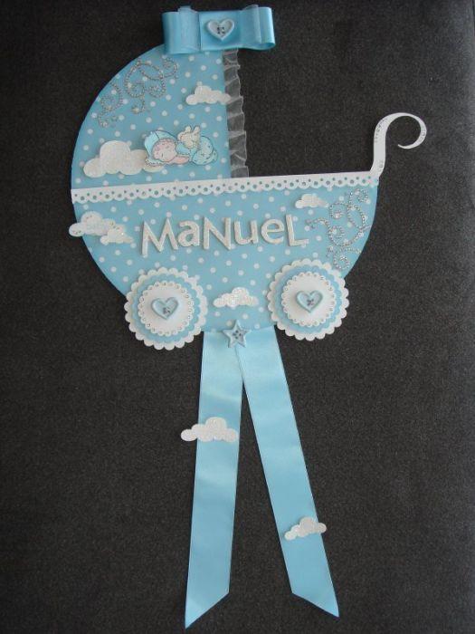 Ciao a tutti!!! Il 27 Aprile sono diventata mamma di un bellissimo bambolotto di nome Manuel ♥ Da brava mammina creativa ho realizzato i fio...