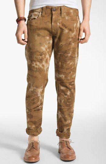 True Religion Brand Jeans 'Ricky' Straight Leg Jeans (Desert Sand)   Nordstrom