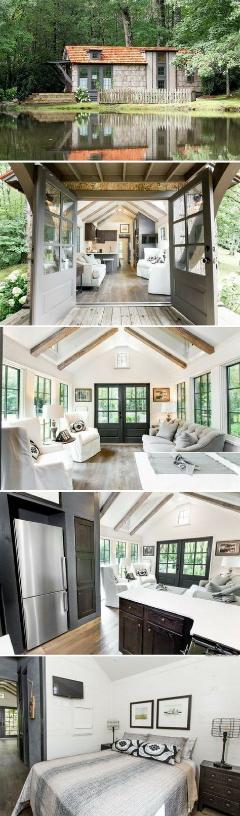 96 Best Tiny House Images On Pinterest Floating Homes, Houseboats