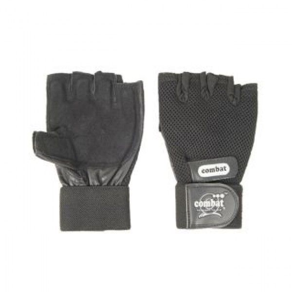 Combat Stallione Gym Gloves Product Code: FS1435  MRP: Rs 375.00/- Discount: 19 % Our Price:Rs 305.00/- Color: Black Size: Small Expected Dispatch in 4-5 Business days.
