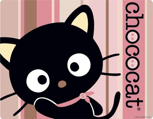 My Pink chococat