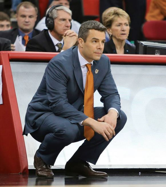 Tony Bennett, UVA-Best looking coach in basketball.