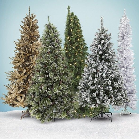 Best artificial Christmas trees for 2016