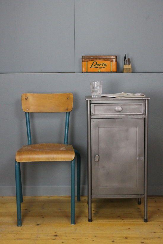 Vintage Nattduksbord