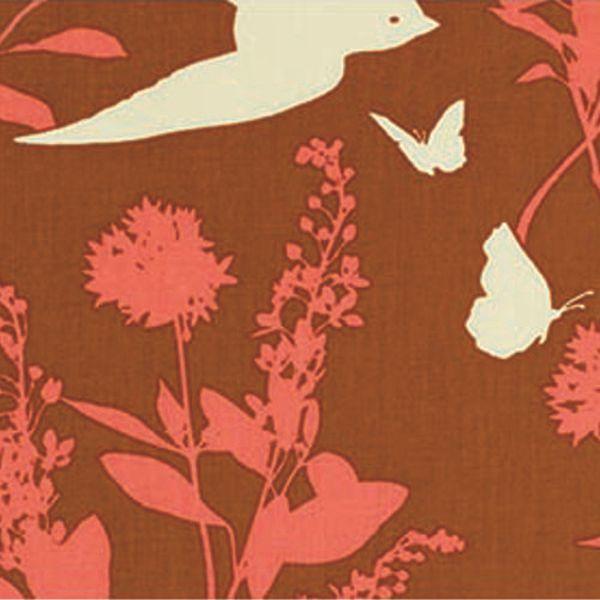 Bungalow by Joel Dewberry Swallow Study in Chestnut