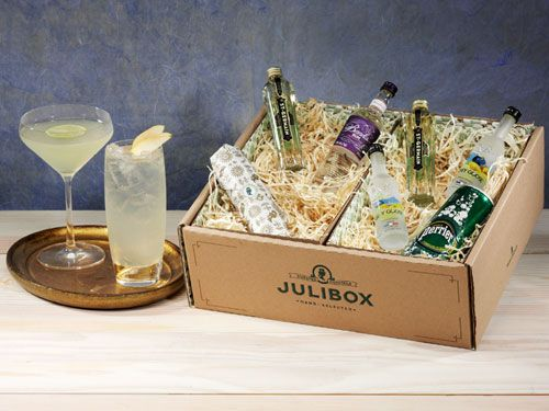 Julibox - cocktails - Monthly Subscription Boxes - Best Subscription Boxes for Women - Redbook