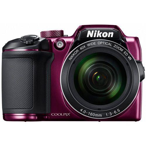 【カメラのキタムラ】コンパクトデジタルカメラニコン COOLPIX B500 プラムのご紹介です。全国900店舗のカメラ専門店カメラのキタムラのショッピングサイト。デジカメ・ビデオカメラの通販なら豊富な在庫でスピード配送、価格はもちろん長期保証も充実のカメラのキタムラへお任せください。