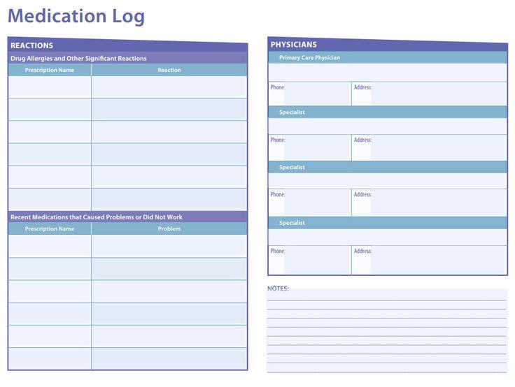 va caregiver medication log caregiver checklists tips pinterest caregiver toolbox and logs. Black Bedroom Furniture Sets. Home Design Ideas