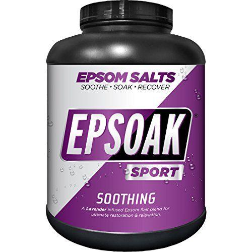 Epsoak SPORT Epsom Salt for Athletes - SOOTHING. All-natu... https://www.amazon.com/dp/B01LBMV8SI/ref=cm_sw_r_pi_dp_x_8rgqybCSC5CVZ