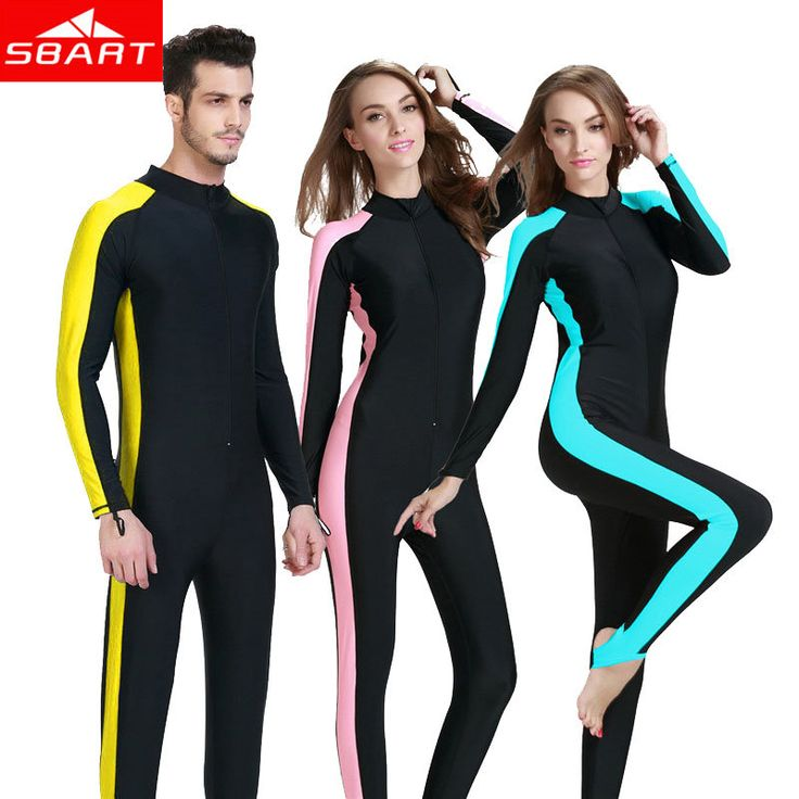 Plus Size 4XL Swimming Diving Wetsuit Men Women Swimsuit Lycra Waterproof Swimming Diving Wetsuit Surf Full Body Diving Wetsuit #Affiliate