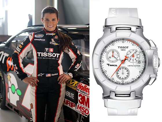 1000 images about athletes and watches on pinterest rally drivers tag heuer and audemars piguet for Celebrity tissot watches