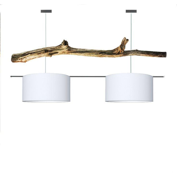 Hanglamp White van Thomas Wood lampen | Markita.nl