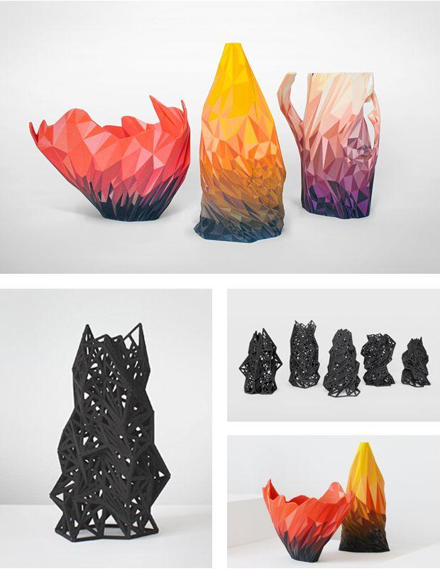 HOLO Magazine by HOLO » Eight Immaculate 3D Prints – Shipped! — Kickstarter