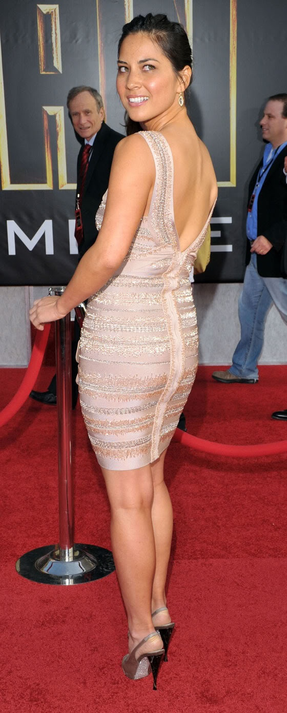 "Olivia Munn @ ""Iron Man 2"" World Premiere in Hollywood 