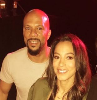 Angela Rye Common - Dating?  Are Angela Rye and Common dating? That's what it looks like! The CNN commentator has been spotted with the talented rapper on numerous occasions. Angela is a lawyer and NPR analyst. She's currently 37-years-old and has recently been making headlines. Last week Rye demanded that all George Washington Robert E. Lee and Thomas Jefferson memorials be taken down.  Last year Common was in a relationship with actress Regina Hall. He has also dated Taraji P. Henson…