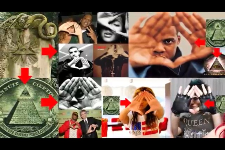 Hidden Illuminati Symbols In Music Videos 10 Secret Mind Control