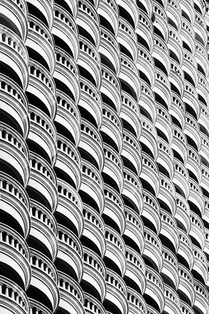 Balcony by Anuchit Sundarakiti