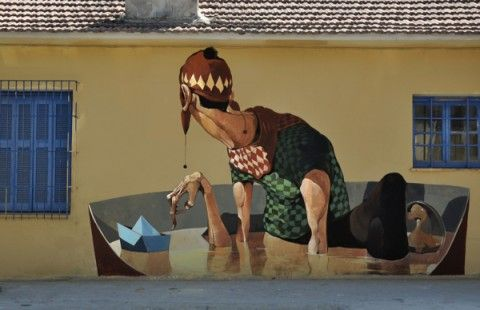 SIVE ONE @ Volos, Greece, 2013