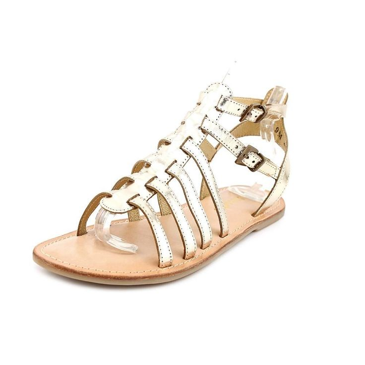 Coconuts By Matisse Storybook Womens Leather Gladiator Sandals Shoes #CoconutsByMatisse #Gladiator
