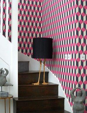 Tapetgalleriet   Tapet Luxor fra Cole & Son kolleksjon Geometric 2