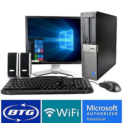 Dell Desktop Windows 10 Computer Fast 3.0GHz Intel Core2Duo 4GB RAM DVD WiFi HD - http://www.computerlaptoprepairsyork.co.uk/computer/desktop-computer/dell-desktop-windows-10-computer-fast-3-0ghz-intel-core2duo-4gb-ram-dvd-wifi-hd