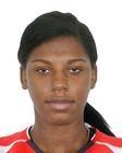 Candida Estefany Arias Perez  Dominican Republic Volleyball  London Olympics