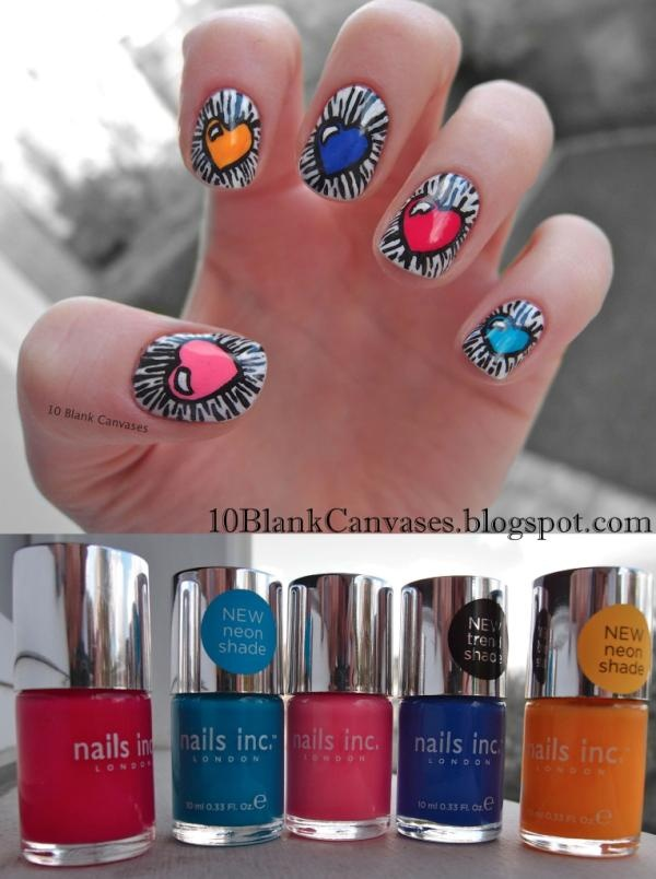 Nails inc competition entry from https://twitter.com/#!/10BlankCanvases