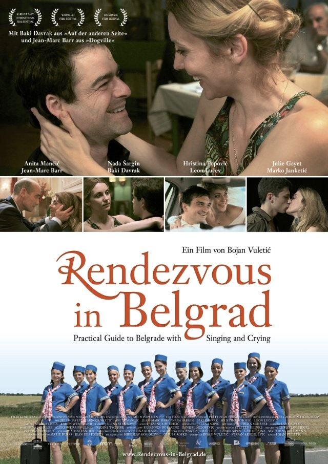 Praktican vodic kroz Beograd sa pevanjem i plakanjem 2011
