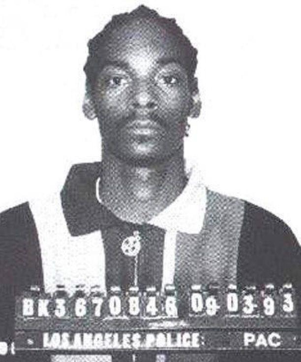 celebrity mugshot 050 Snoop Dogg