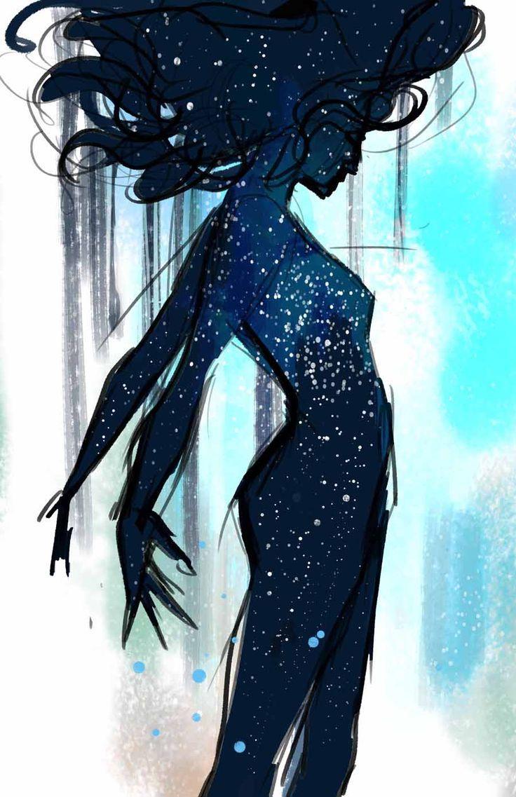 Muricin Art Drawings Fantasy Art