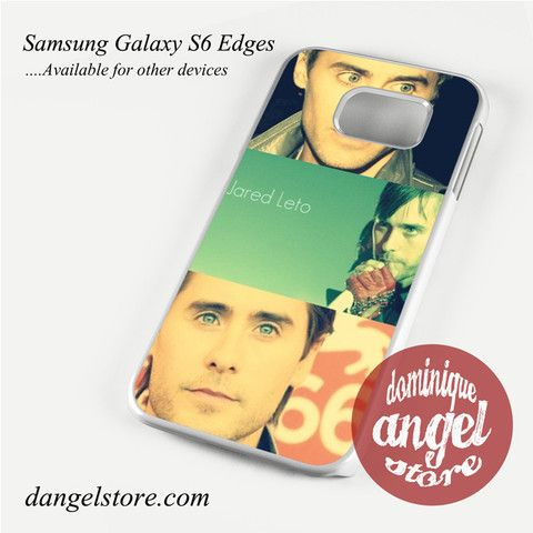 30 STM jared leto Phone Case for Samsung Galaxy S3/S4/S5/S6/S6 Edge