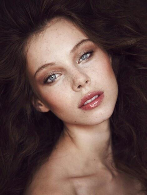 natural makeup, so pretty