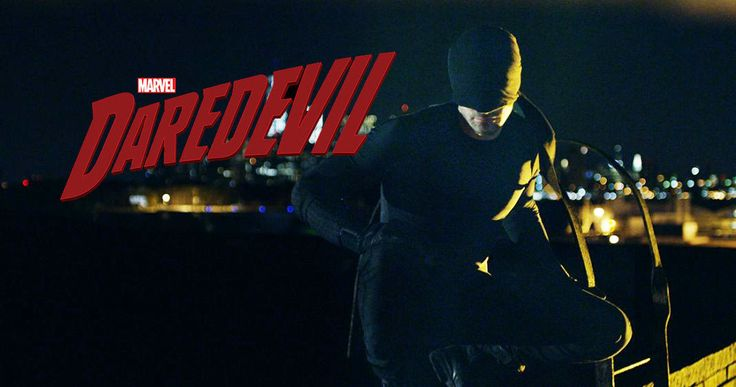 'Daredevil' Netflix Series First Official Photos! -- Marvel and Netflix show off Charlie Cox in and out of costume in 'Daredevil', along with a full cast announcement. -- http://www.tvweb.com/news/daredevil-tv-netflix-photos-costume-nycc