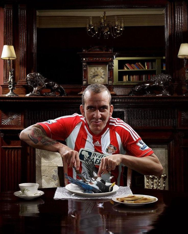 Di Canio eats Magpies for breakfast!