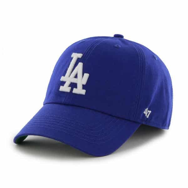 Los Angeles Dodgers 47 Brand Royal Franchise Fitted Hat