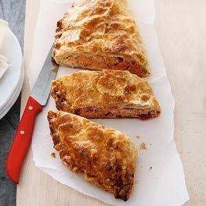Zalm-ricottataart recept - Vis - Eten Gerechten - Recepten Vandaag