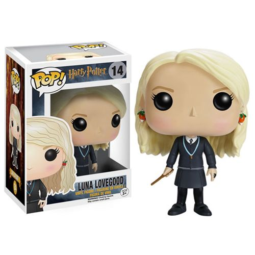 Harry Potter Luna Lovegood Pop! Vinyl Figure - Funko - Harry Potter - Pop! Vinyl Figures at Entertainment Earth