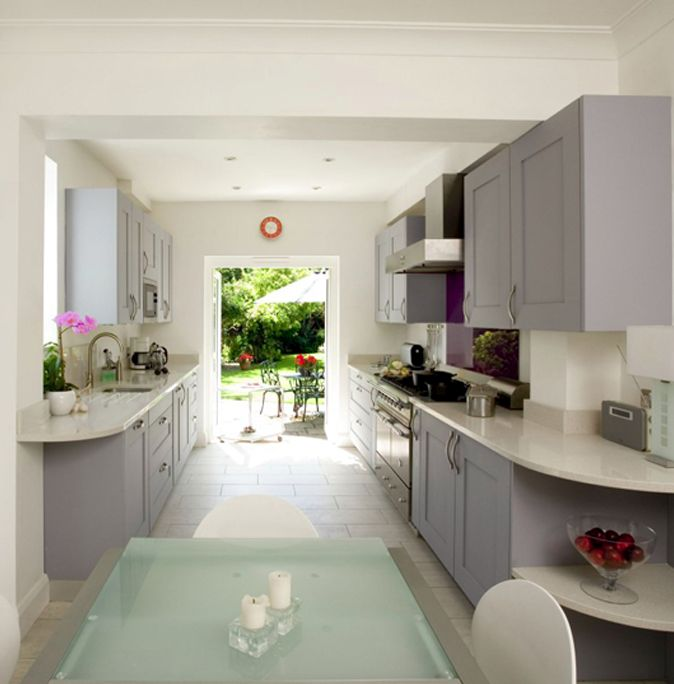galley kitchens | Great ideas for Galley kitchens | Beautiful Kitchens Blog